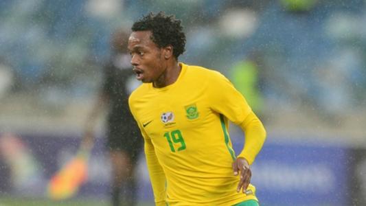South Africa 2-0 Zambia: Mothiba and Tau strike as Bafana clinch four-nation tournament