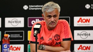 2018-07-29-Manchester United-Jose Mourinho