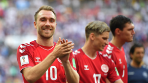 Christian Eriksen Denmark World Cup 2018