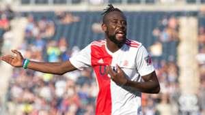 Kei Kamara MLS New England 07292017