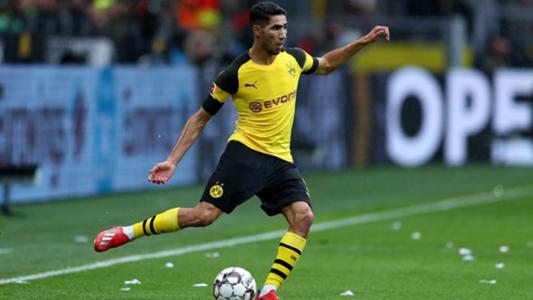 """BVB-Außenverteidiger Achraf Hakimi zu Real-Rückkehr: """"Wäre der Erste, der 'Ja' sagt"""""""