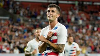 Christian Pulisic USMNT 06222019