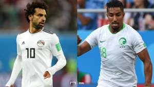 エジプト対サウジアラビア