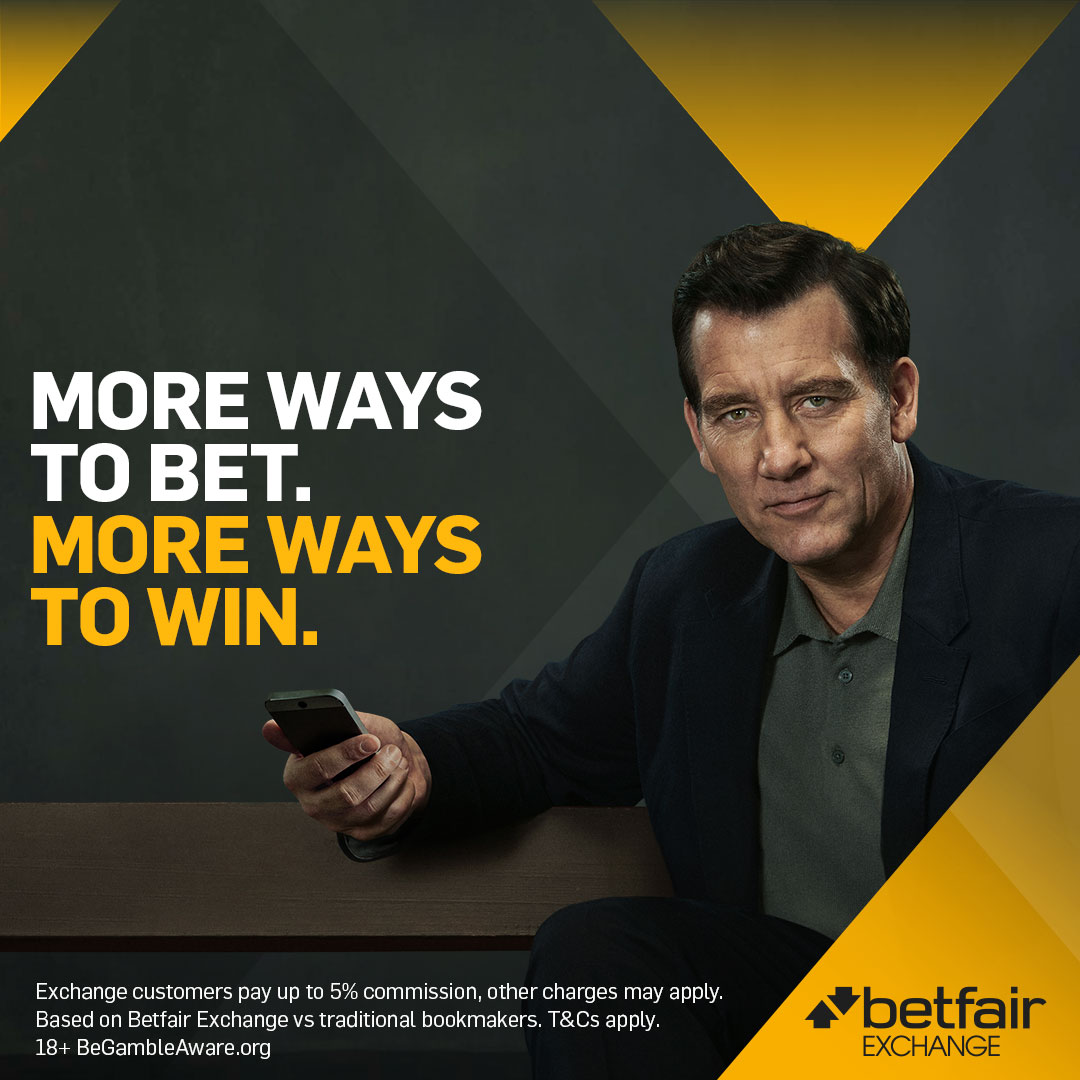 Betfair Exchange main