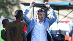 Uganda Cranes head coach Milutin 'Micho' Sredojević.