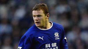 Wayne Rooney Everton 2004