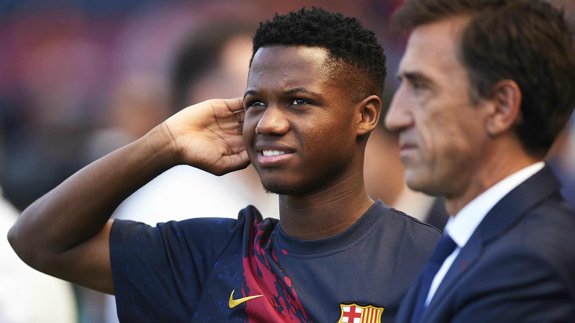Ansu Fati: Can Barcelona starlet become the Champions League's youngest ever scorer?