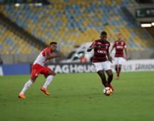 Rodinei Flamengo x Santa Fe 18042018