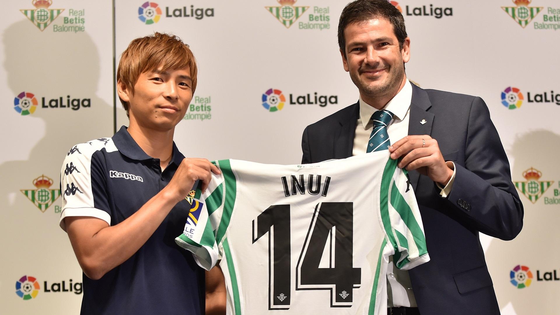 2018-07-19 Inui Takashi Betis