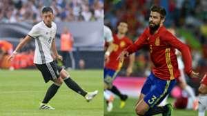 Germany Spain