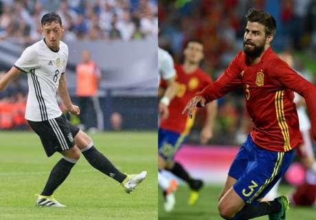 PREVIEW: Jerman - Spanyol