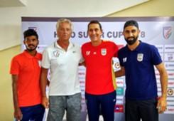Mumbai City FC Indian Arrows Super Cup 2018