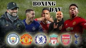 Boxing Day GFX