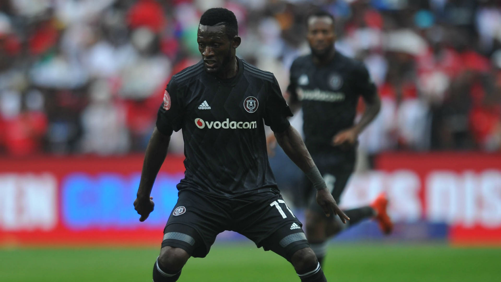 Orlando Pirates Augustine Mulenga, February 2019
