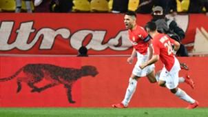 Radamel Falcao Monaco Lyon Ligue 1 04022018