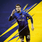 EMBED ONLY Alvaro Morata Chelsea GFX