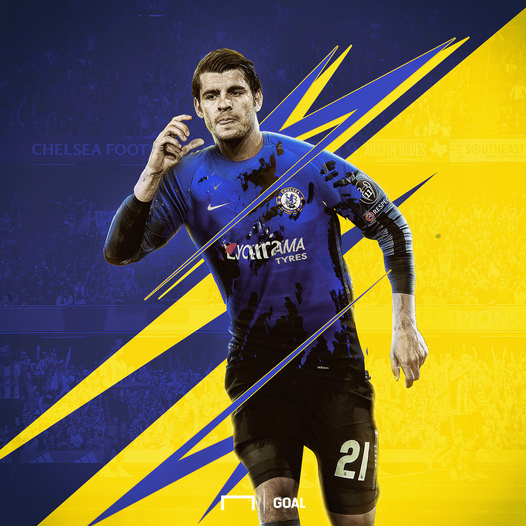 buy online ad940 409e1 Transfer News: Chelsea complete £70m Morata signing from ...