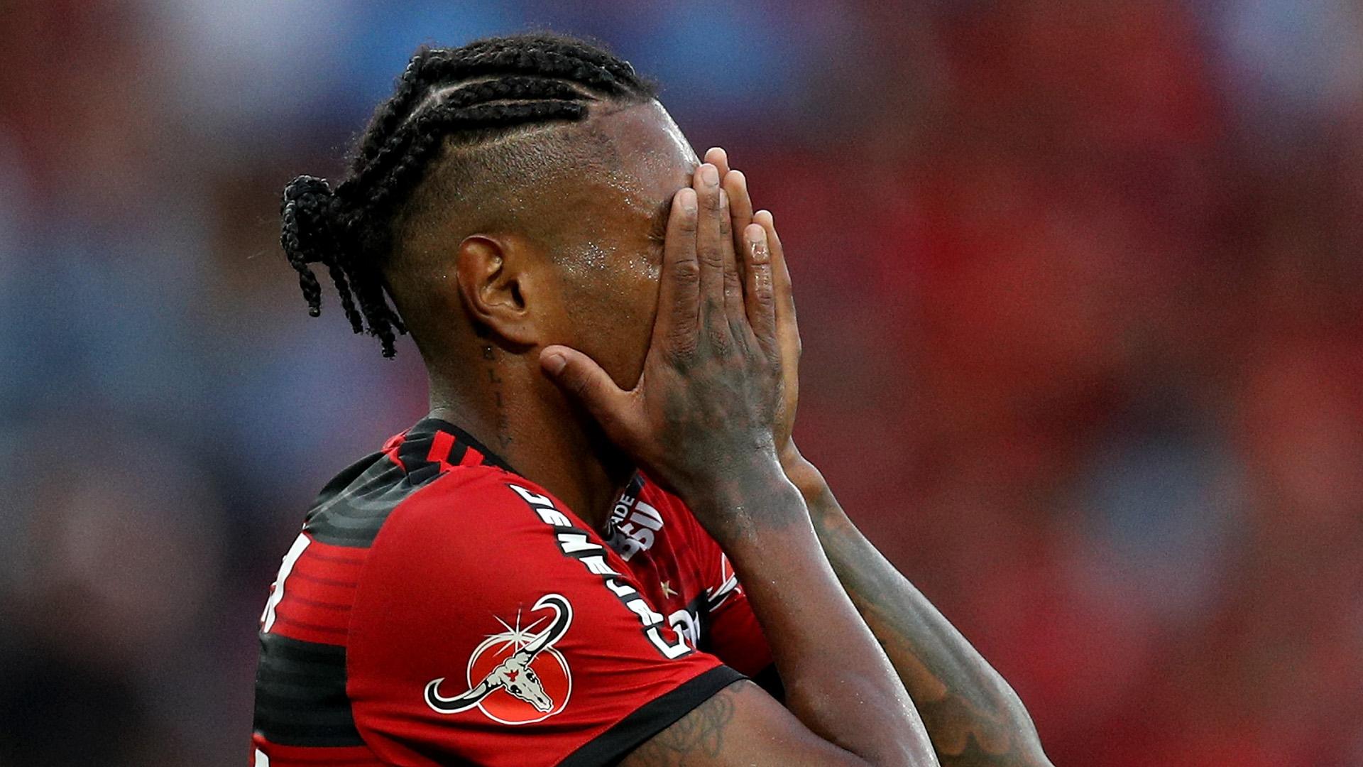 Vitinho Flamengo 2018