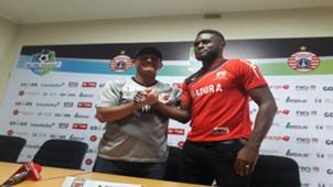 Boubacar Sanogo - Madura United