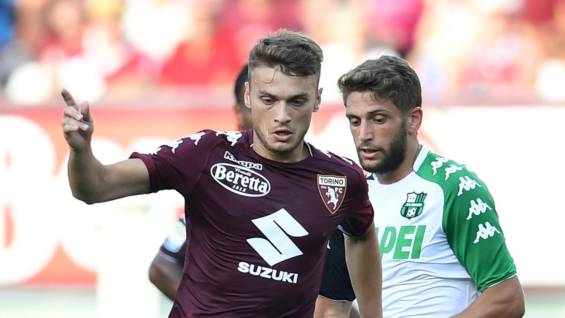 Adem Ljajic, Torino, Sassuolo, Serie A, 27082017