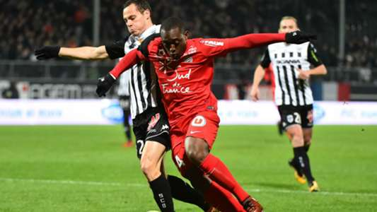 Jerome Roussillon Angers Montpellier