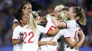 England celebrate 2019