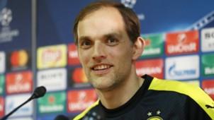 Tuchel-Borussia Dortmund - Training & Press Conference 1842017