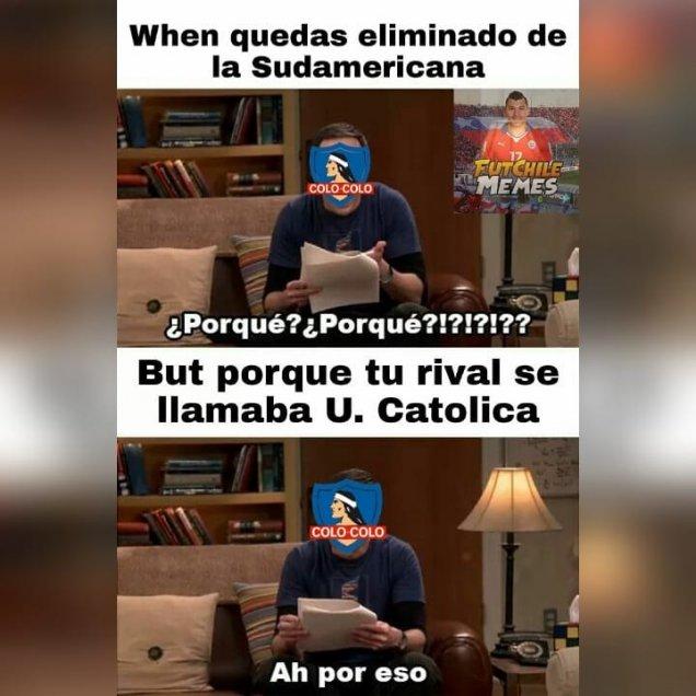 Memes Colo Colo