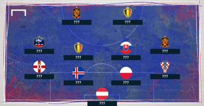 Euro 2016 team of matchday two