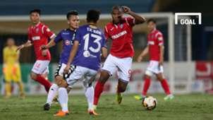Hà Nội FC Than Quảng Ninh Vòng 13 V.League 2018