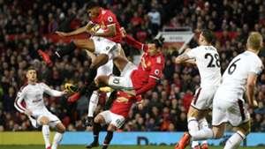 Manchester United Burnley Premier League 26122017