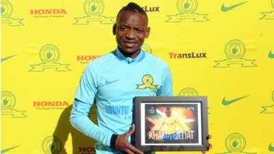 Khama Billiat - Individual accolade