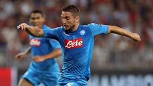 Dries Mertens Nice Napoli Champions League 22082017