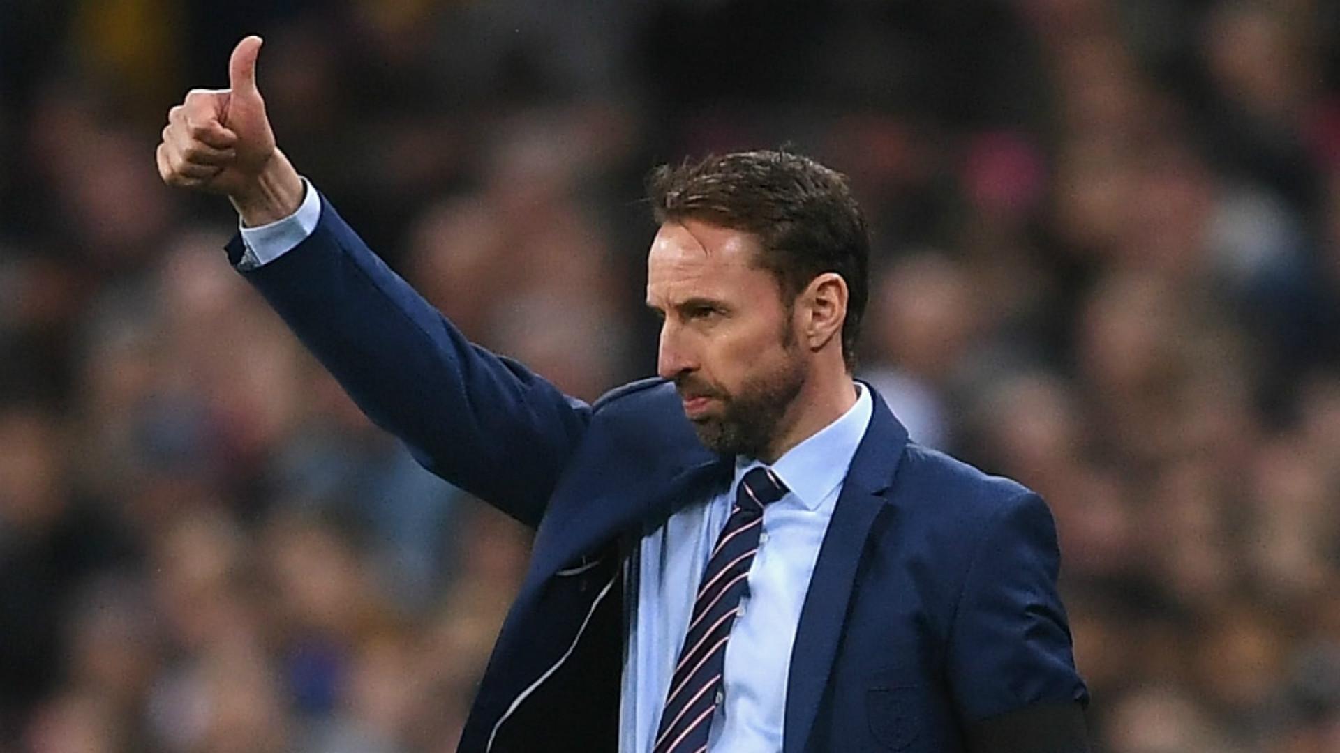 Gareth Southgate England