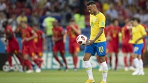 Neymar Brasil x Bélgica Copa do Mundo