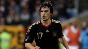 Mats Hummels debut 2010 Germany