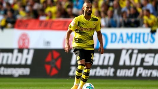 Ömer Omer Toprak Borussia Dortmund 11072017