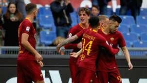 Roma Torino Serie A celebration