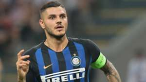 Icardi Inter Tottenham Champions League