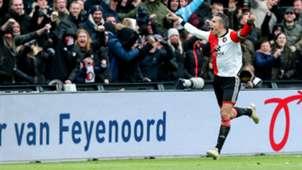 Robin van Persie Feyenoord 01272019