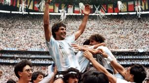 Ricardo Giusti Argentina 1986