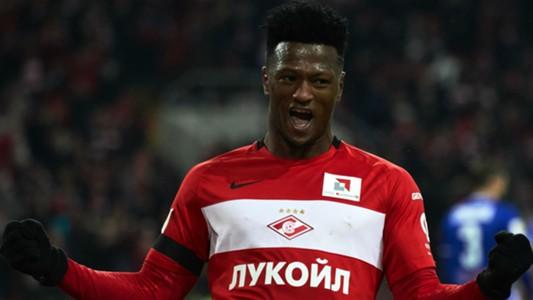 Ze Luis - Spartak Moscow