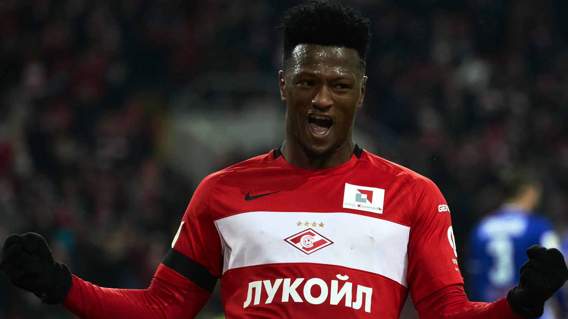 Ze Luis - Spartak Moscow