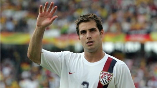 Carlos Bocanegra USA Germany World Cup 2006