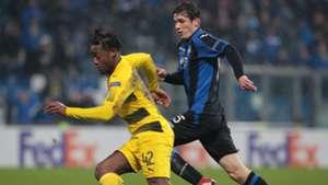 Michy Batshuayi Borussia Dortmund Bergamo Europa League 0218