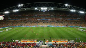 ANZ Stadium Australia Korea Asian Cup final