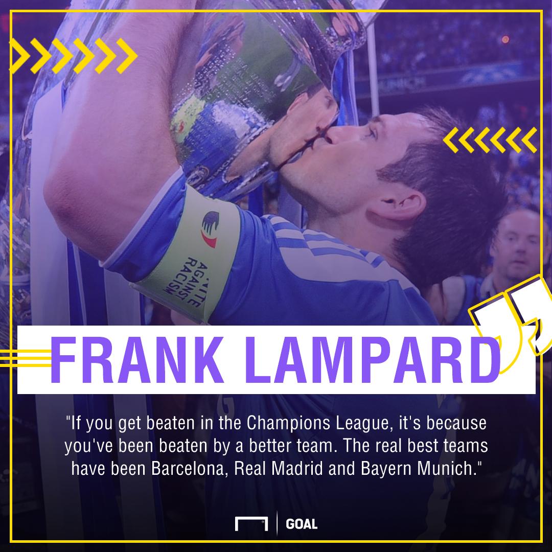 GFX Frank Lampard quote