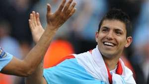 Sergio Aguero Manchester City 2012