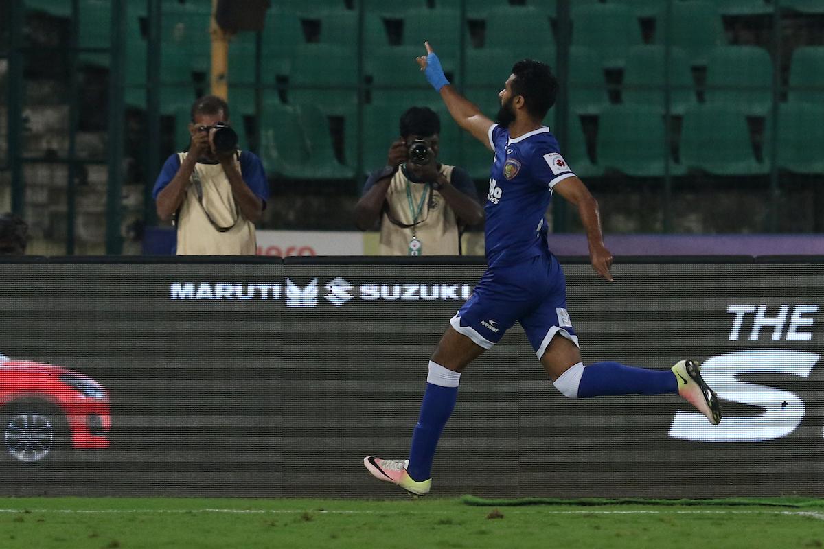 Chennai City FC Jamshedpur FC