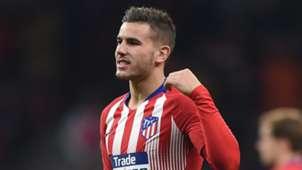 Lucas Hernandez, Atletico Madrid